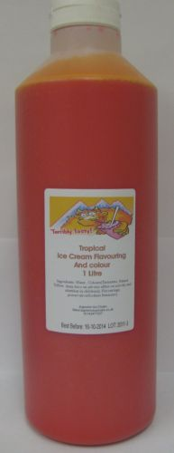 Tropical Ice Cream Mix (1 Litre)
