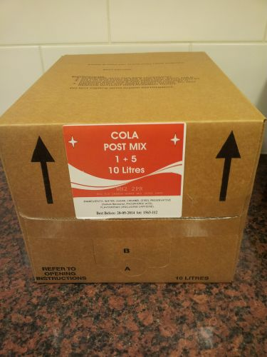 10 LTR Cola Post Mix 1 + 5