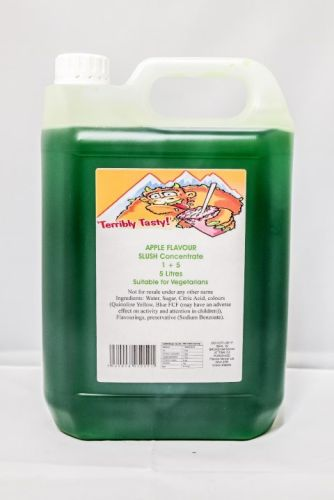 Apple Slush Syrup (5 Litre)